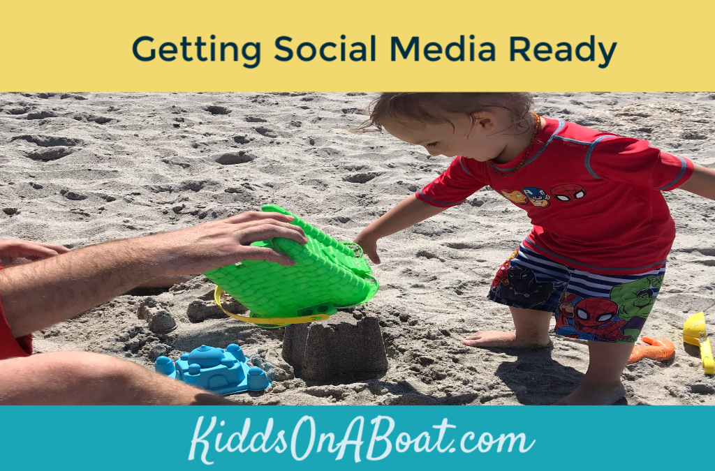 Getting Social Media Ready