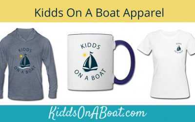 Kidds On A Boat Apparel